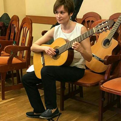 Уроки музыки